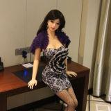 Muñeca adulta realista del sexo del silicón del gatito el 165cm de la vagina