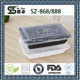 Contenitore di memoria di plastica accatastabile all'ingrosso dell'alimento della fabbrica (SZ-868)