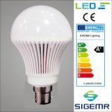 재충전 전지 백업 LED 비상사태 전구 7W 9W 12W
