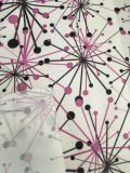 tela recicl 300d de Oxford do poliéster com tela impermeável da impressão