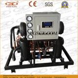 Охладитель охлаженный водой промышленный с компрессором 5HP Danfoss
