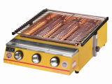 Автоматическая напольная регулируемая решетка газа BBQ профессионала для сбывания