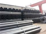 塗られた黒いAPI 5L Gr. Bの金属のガス管