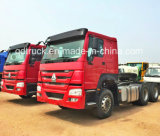 SINOTRUK 6X4 380HP 원동기/트랙터 트럭