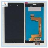 Касание LCD мобильного телефона для индикации экрана Aqua Сони M4