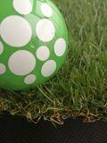 4 색깔 25mm 고품질 자연적인 보는 Autuam 잔디
