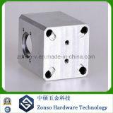 Alta precisión de aluminio modificada para requisitos particulares que muele/piezas molidas del CNC
