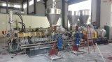 Masterbatchを満たすための製造者のファイバーガラスの補強のペレタイザー