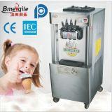 Machine molle commerciale de crême glacée de service d'acier inoxydable