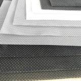 Treillis métallique à l'épreuve des balles d'écran de guichet de garantie d'acier inoxydable, écran de moustique