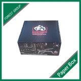 Letra branca ondulada caixa de embalagem impressa do encarregado do envio da correspondência (FP7030)