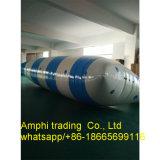 sac sautant de l'eau gonflable de PVC de 8X3m/sac eau-air durable