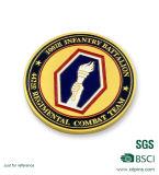 カスタマイズしなさい昇進(HST-CS-002)のための亜鉛合金の銀の記念品の硬貨を