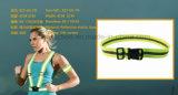 Veste reflexiva da faixa elástica para segurança Running