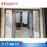 Elegante Design Floor Spring Door para shopping center