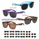 Óculos de sol de Malibu UV400 do policarbonato com proteção de UVB