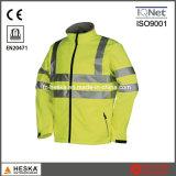Куртка Hivis Softshell водоустойчивая Breathable
