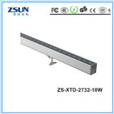 I cinesi fabbricano l'indicatore luminoso lineare di alluminio del singolo tubo