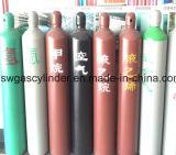 高圧産業継ぎ目が無い鋼鉄Cl2のガスポンプISO9809