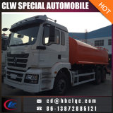 Bonne qualité Shacman 20cbm Water Tank Transport Truck Water Water