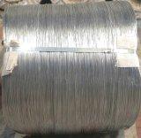 Fil d'acier de revêtement d'alliage de Galfan pour le fil de faisceau d'ACSR