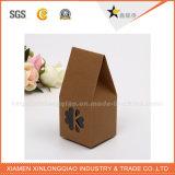 Коробка фабрики изготовленный на заказ бумажная упаковывая для подарка