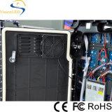 960*960mmダイカストで形造るAlumiumのキャビネットフルカラーP5 SMD LED表示