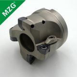 CNC Lathe Machine Indexable Solid Tungstênio Carbide End Mill Cutter