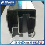 Profils d'extrusion anodisés en aluminium pour salle de douche