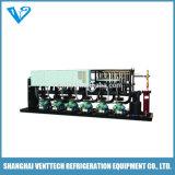 回転式圧縮機の冷却ユニット
