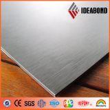 O melhor painel composto de alumínio escovado Ideabond de venda do produto