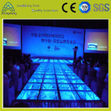 Im FreienPerformance Transparent LED Event Glass Acrylic Stage für Exhibition