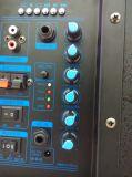 Altofalante portátil recarregável de Bluetooth da parte alta de Feiyang/Temeisheng com luz do diodo emissor de luz--Qx-1212