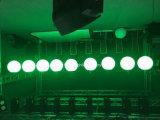 Шарик шарика подъема RGB DMX СИД кинетический светлый