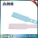 Wristband do paciente médico de RFID para a identificação do paciente hospitalizado