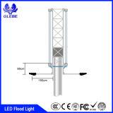 Iluminación al aire libre 50W 100W 200W del anuncio de la luz de la cartelera del LED