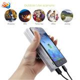 Портативная батарея мобильного телефона крена силы рта 2600mAh рыб