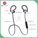 O fone de ouvido o mais atrasado do telefone de pilha de Bluetooth dos auriculares de Bluetooth