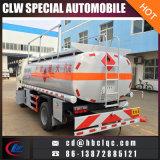 Diesel van de Vrachtwagen van de Tanker van de Brandstof 5000L van Europa StandaardTankwagen