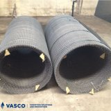 Pantalla excelente del prensado del doble del acero inoxidable del funcionamiento para los míos, industria hullera