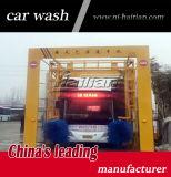 3本のブラシが付いているバスおよびコーチの洗浄機械を通した自動駆動機構