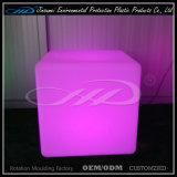 Meubles fiables en plastique extérieurs de la qualité DEL avec du matériau de LLDPE