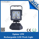 재충전용 LED 정비 빛 12V