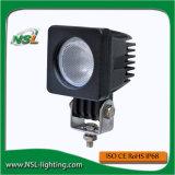 10W LED che funziona gli indicatori luminosi chiari del lavoro del CREE del LED per l'alto indicatore luminoso di inondazione del portello LED dell'indicatore luminoso di inondazione di lumen LED dei trattori fuori