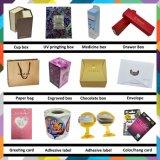 Kunstdruckpapier-Fall-Karte der Manufaktur-Qualitäts-200g für Bad-Sahne-Shampoo