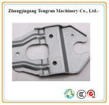 Acier inoxydable personnalisé de Stampings en métal de précision de TR