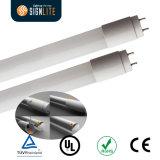 Kosteneffektives 2000lm 18W 4ft T8 LED Gefäß-Licht TUV-