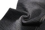 Tissu de tricotage de denim de Lycra du plus défunt coton de modèle pour des jeans