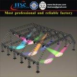 Telhado do fardo do polígono para a estrutura da abóbada dos eventos da iluminação do estágio