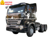 Caminhão do trator de Sinotruk HOWO-A7 371HP 10-Wheel 6X4